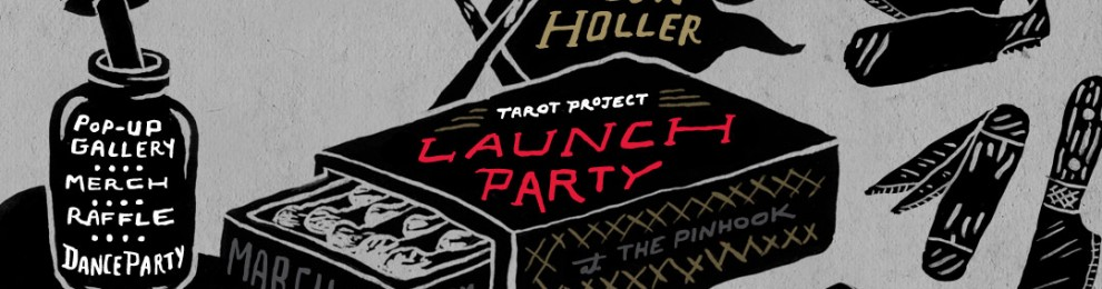 Kickstarter Launch Party March 28, 2015